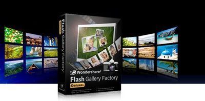 Скачать Wondershare Flash Gallery Factory Deluxe 5.2.0.9 x86 [2011, ENG] бесплатно