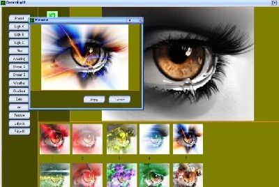 Скачать DreamLight Photo Editor 2.6 RUS бесплатно