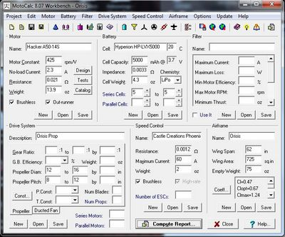 Скачать MotoCalc Workbench 8 08 [2010, ENG] бесплатно
