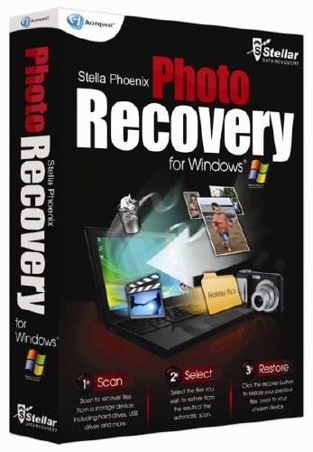 Скачать Stellar Phoenix Photo Recovery 7.0.0.0 RePack by tolyan76 [En] бесплатно