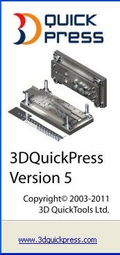 Скачать 3DQuickPress v5.3.3 Update for SolidWorks 2009-2013 x86+x64 [2013, ENG] бесплатно