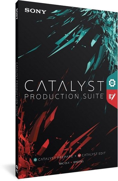Скачать Sony Catalyst Production Suite 2017.03 x64 [2017, ENG] бесплатно