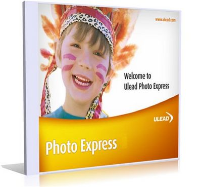 Скачать Ulead Photo Express SE 2008 Multilanguage-RHI бесплатно