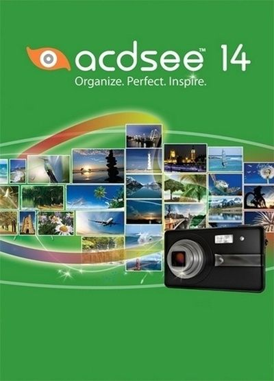 Скачать ACDSee Photo Manager v14.3 168 x86+x64 [2012, ENG]+Portable ACDSee Photo Manager бесплатно