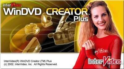 Скачать InterVideo WinDVD Creator Plus Version 1.1 бесплатно