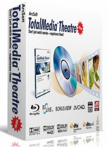 Скачать Arcsoft TotalMedia Theatre 6.6.1.190 x86 x64 [2014, MULTILANG +RUS] бесплатно