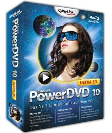 Скачать CyberLink PowerDVD 10.0 Build 2701.51 Mark II Ultra [MultiRus] бесплатно