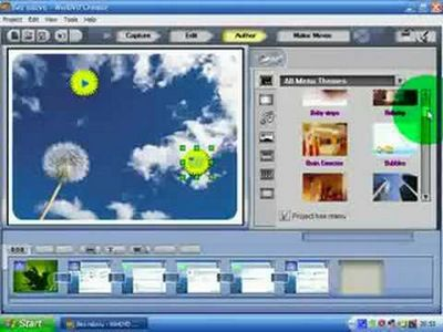Скачать InterVideo WinDVD Creator 2 бесплатно