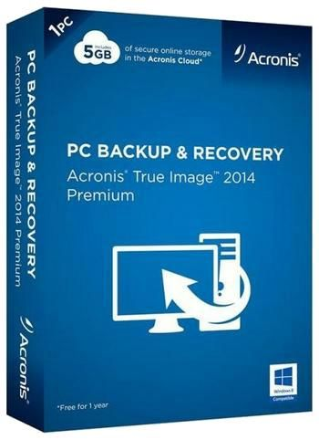 Скачать Acronis True Image Home 2014 17 Build 6614 + BootCd x86 x64 [2013, ENG] бесплатно