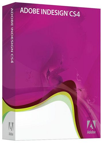 Скачать Adobe InDesign CS4 + Content Pack 6.0.4 (x86) [2008, ENG] бесплатно