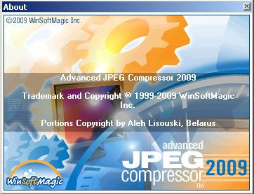 Скачать Advanced JPEG Compressor Portable бесплатно