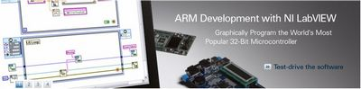 Скачать LabVIEW 8.6 Embedded Module for ARM Microcontrollers 1.1 бесплатно