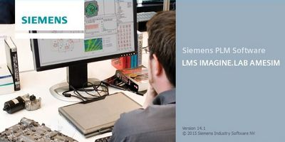 Скачать LMS IMAGINE.LAB AMESIM R14.1 Win [2015, ENG] бесплатно